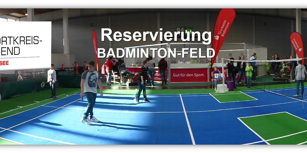ABGESAGT - IBO 2020 - Badminton