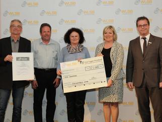 Rad & Roll wird mit WLSB-Förderpreis ausgezeichnet