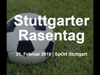 Stuttgarter Rasentag am 21.02.2019