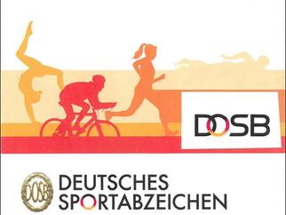 Sportabzeichen-Abnahmen starten Nordic Walking am 29. Mai Leichtathletiktraining ab 2. Juli