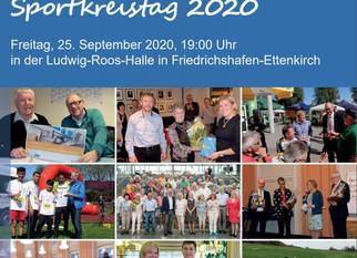 Sportkreistag 2020 - Berichtsheft mit Satzungsänderung online