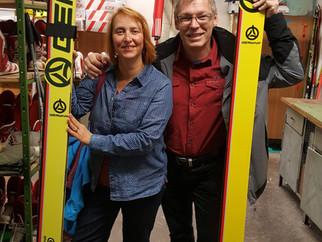 Ehepaar Franzen nimmt am WLSB-Ehrenamtsseminar teil