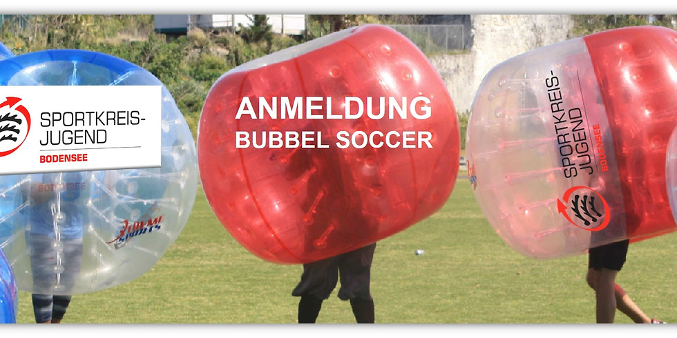 ABGESAGT - IBO 2020 - Bubble-Soccer