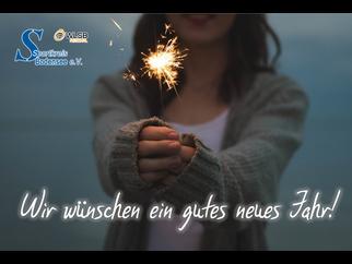 Der Sportkreis wünscht ein gutes neues Jahr!