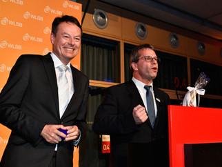 Klaus Tappeser erhält höchste Auszeichnung des WLSB