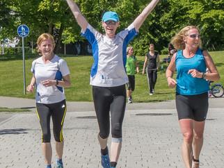 Sportkreis bietet Laufanfängerkurs an