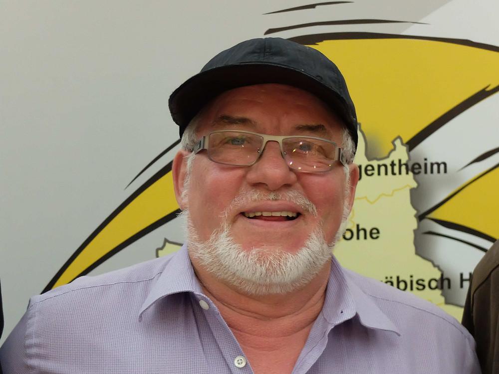 Hermann Brugger ist zuständig und Ansprechpartner für die Kooperationen.