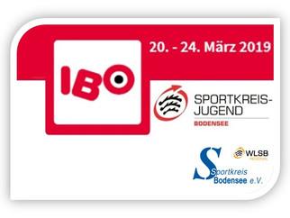 Einladung zur IBO 2019 für alle Sportvereine im Bodenseekreis