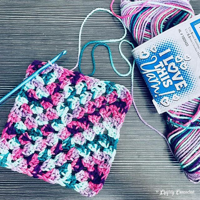 Sometimes a granny square is the solutio