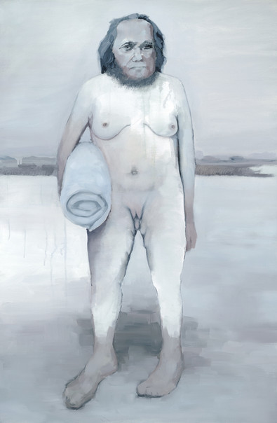 The Bather 2013
