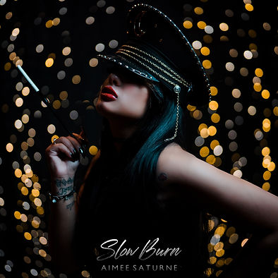 Slow Burn - Aimee Saturne