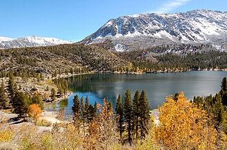 Rock Creek Lake, CA