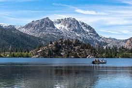 Gull Lake Fishermen