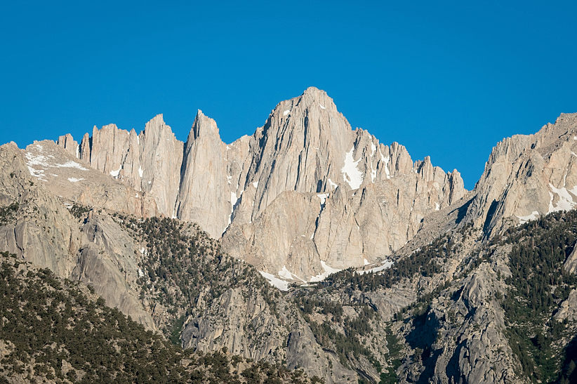 Morning at Mt. Whitney