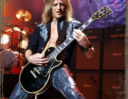Doug Aldrich on this weeks Rob Sas Rock Show.