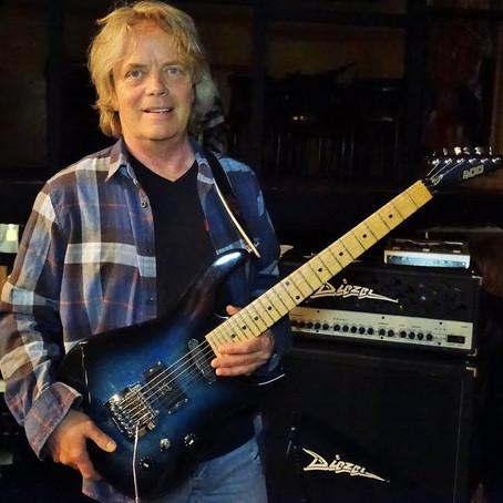 Saga guitarist Ian Crichton on this weeks Rob Sas Rock Show.