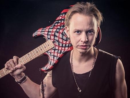 (Podcast) Erik Martensson of Eclipse - Rob Sas Rock Show