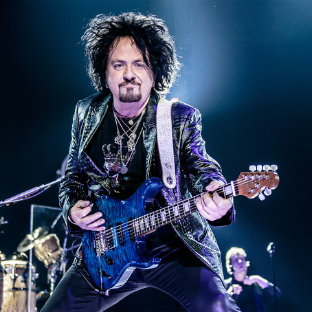 Steve Lukather on The Rob Sas Rock Show