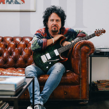 (Podcast) Steve Lukather on The Rob Sas Rock Show.