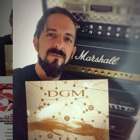 (Podcast) DGM guitarist Simone Mularoni on the Rob Sas Rock Show