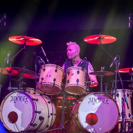 Rainbow's David Keith on The Rob Sas Rock Show this week.