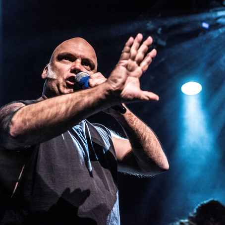 Blaze Bayley interview coming soon.