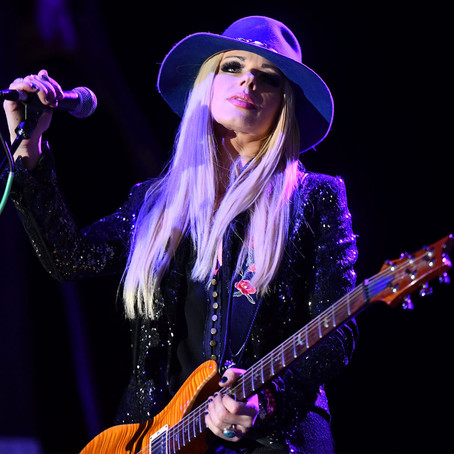 (Podcast) Catch up on The Rob Sas Rock Show feat. Orianthi - aired Dec. 15.