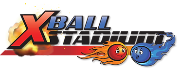 Logo X-Ball Stadium - Pauses Jeux