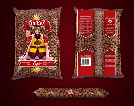 Identidade Visual Durey Alimentos