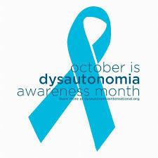 Dysautonomia Awareness Month