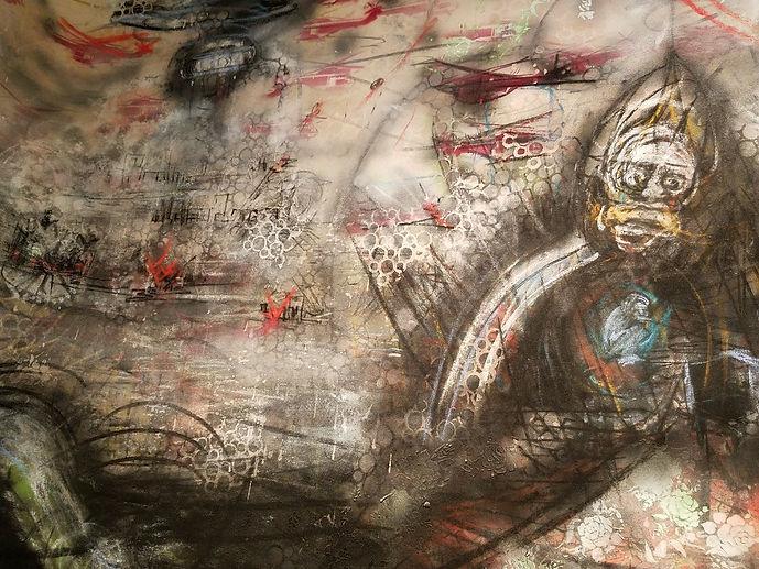 Conundrums Randi Matushevitz InstallaIion