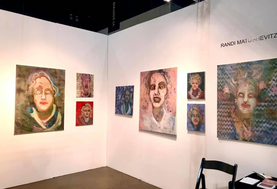 LA Art Show 2020