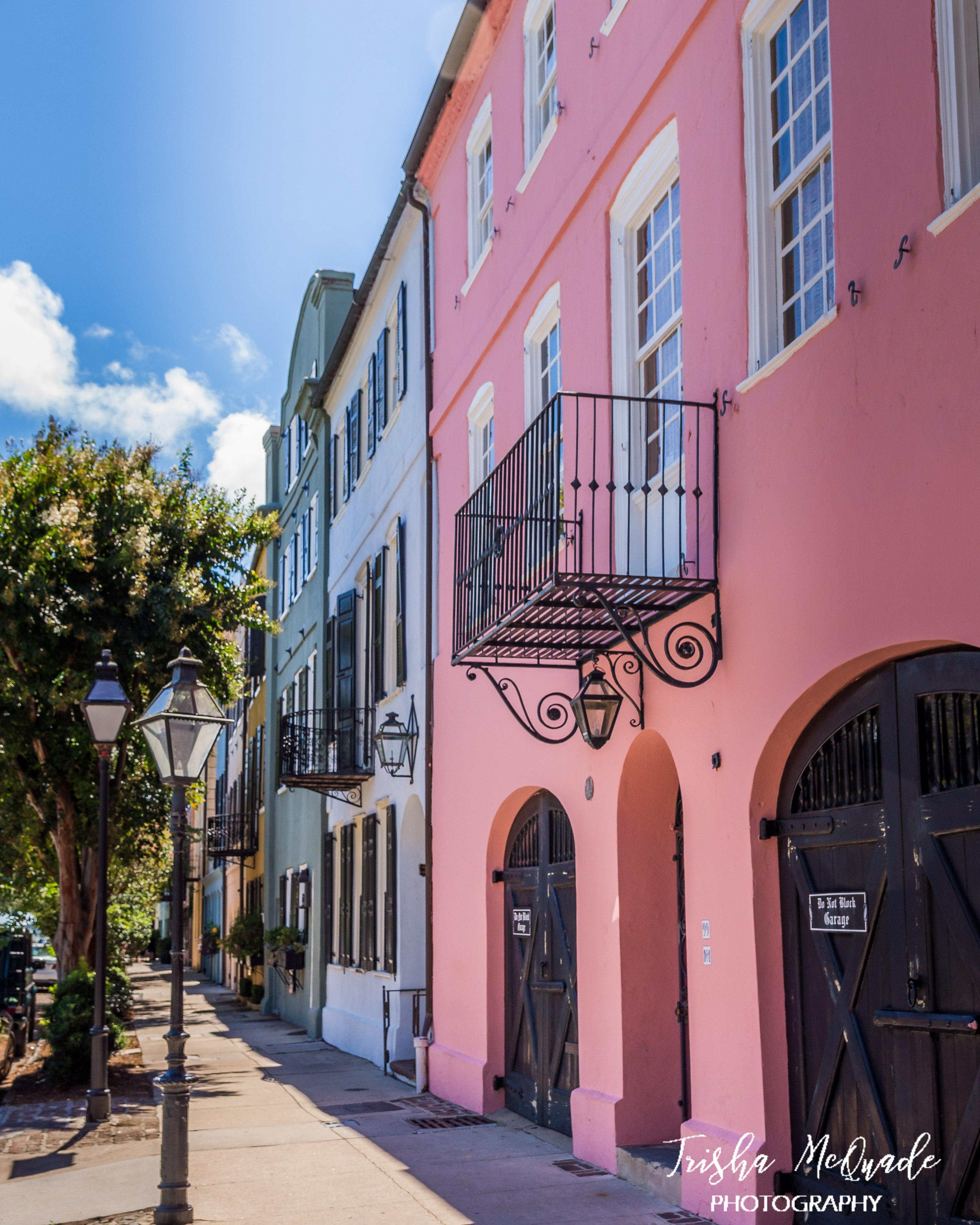 Bay Street Pink