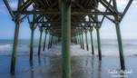 Hazy Pier