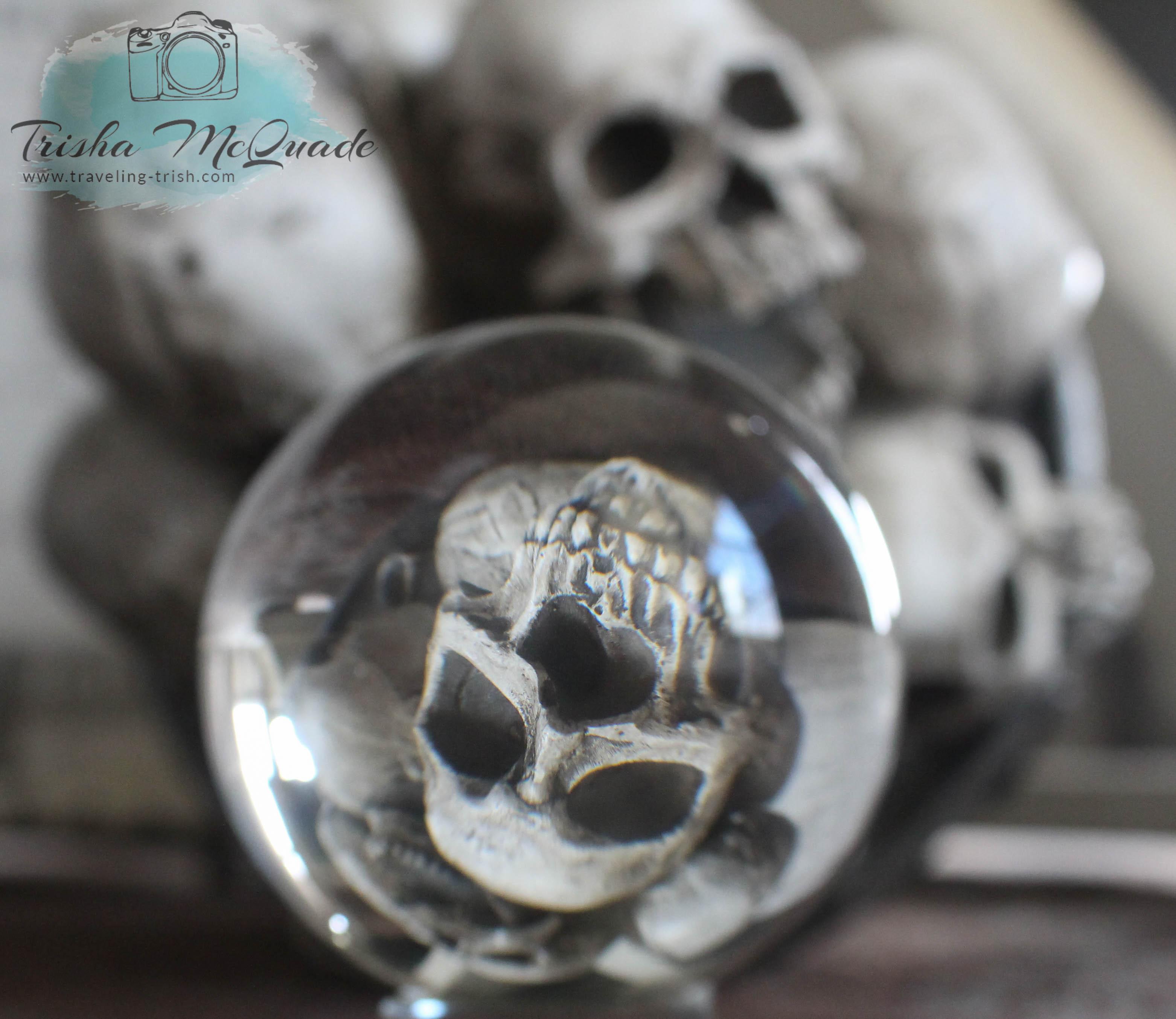 Crystal Ball Skulls