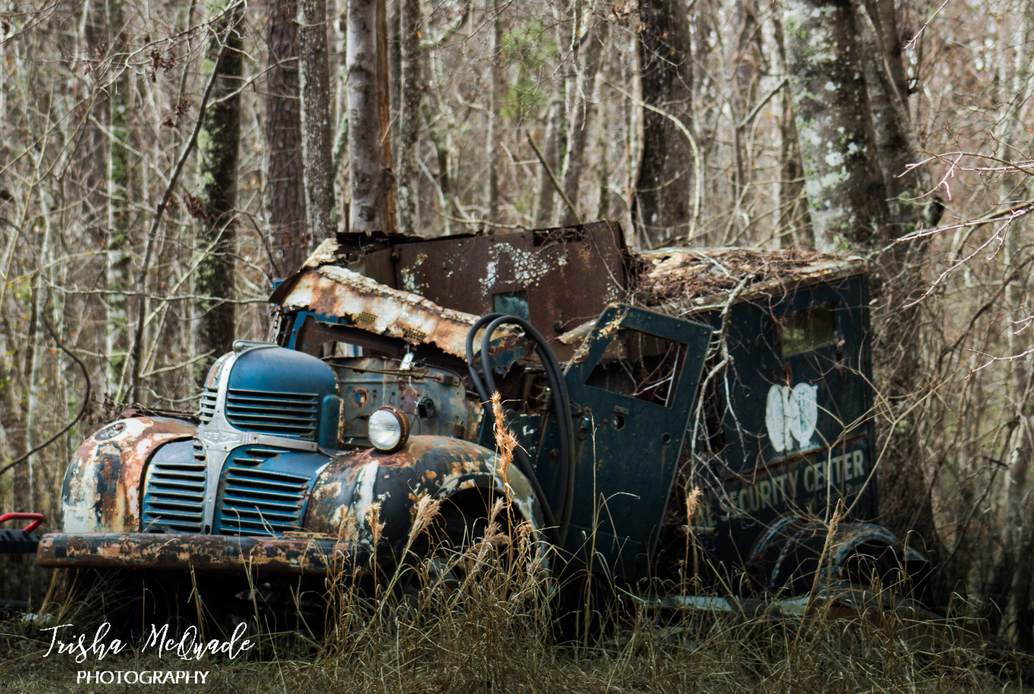 Retired Truck