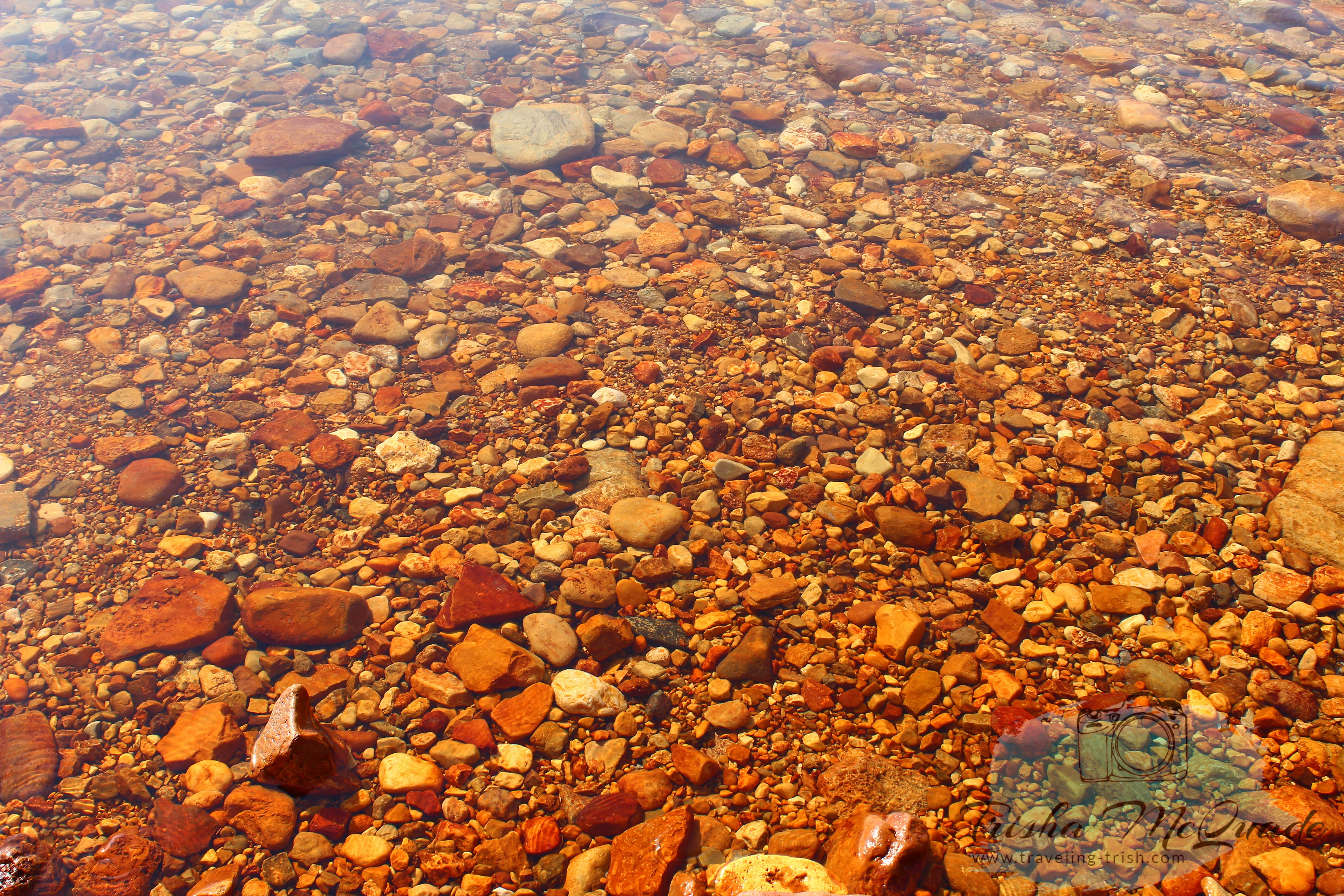 Crystal Clear Dead Sea