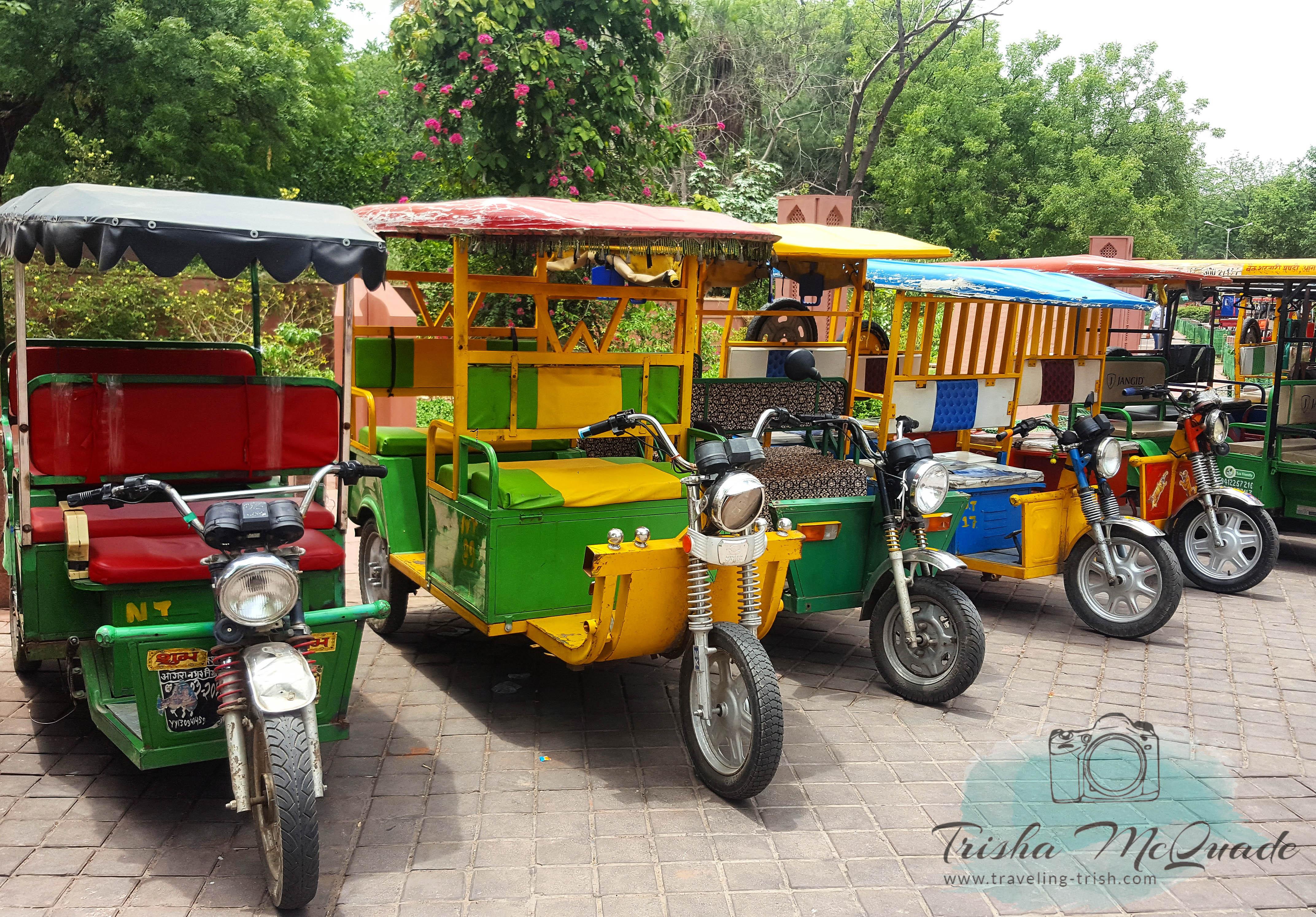 Tuk Tuk Line-Up