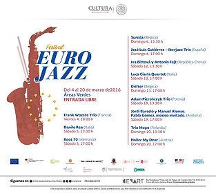 Latin Stride Flamenco EUROJAZZ 2016