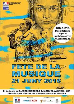 Fete de la Musique 2016 Andorra
