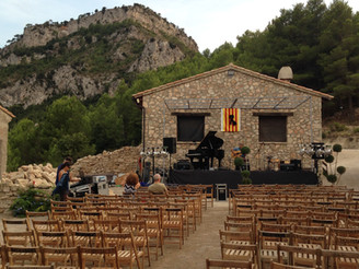 Noche de Latin Jazz en Masia de Castelló