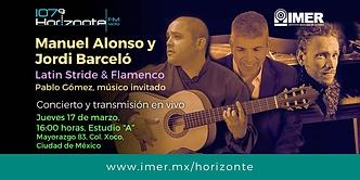 Radio Horizonte Latin Stride Flamenco en IMER