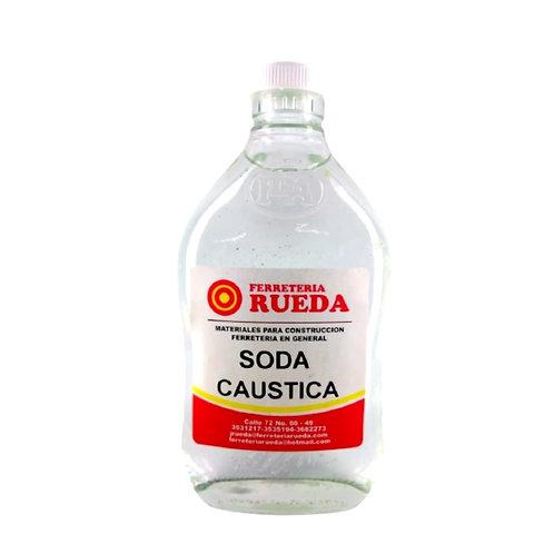 SODA CAUSTICA GALON
