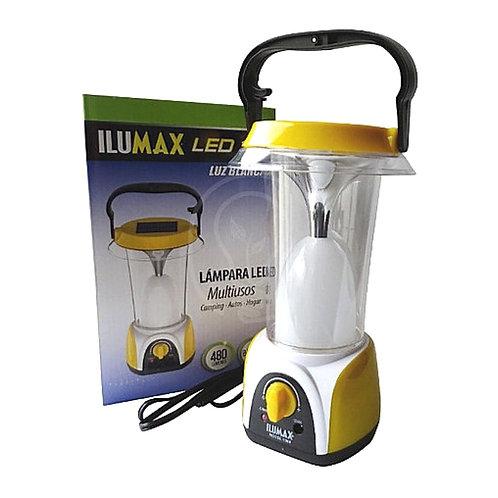 LAMP LED CAMPING 10W SOLAR