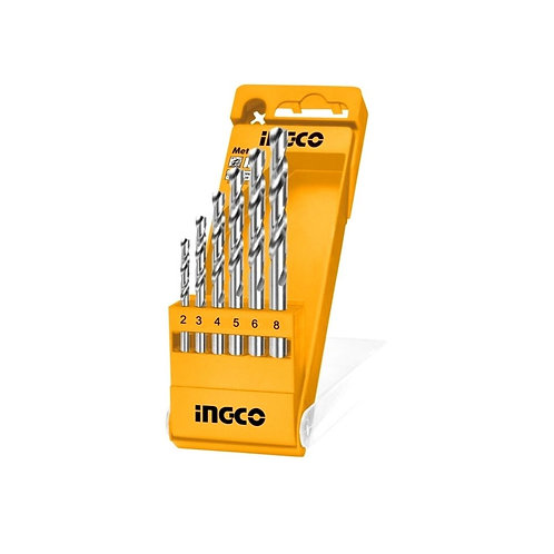 JGO BROCAS HSS 6PZ 5/64-5/16 INGCO UAKDB1065