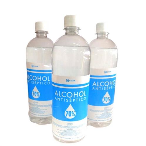 SOLUCION ALCOHOL 70% LITRO