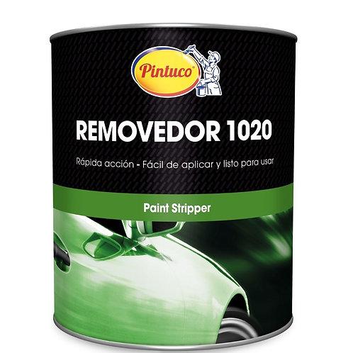 REMOVEDOR DE PINTURA 1020