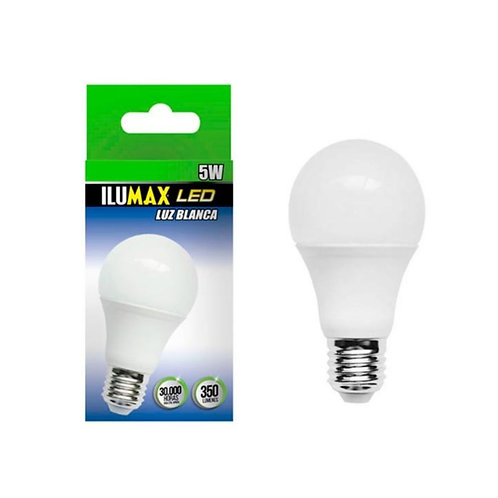 BOMBILLO LED 5W ILUMAX