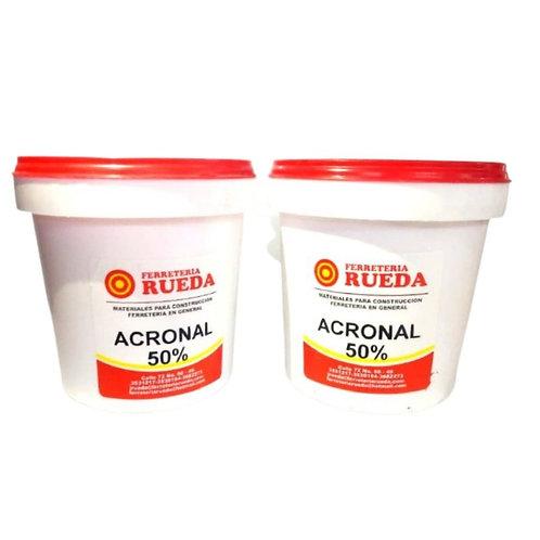 ACRONAL 50% BOLSA X 500 GRAMOS