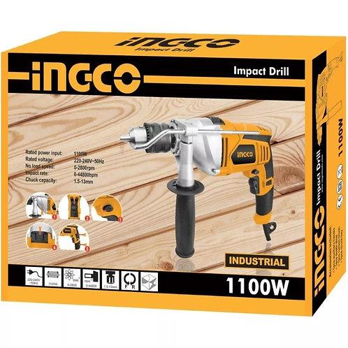 TALADRO 1/2 INGCO 1100W UID11008